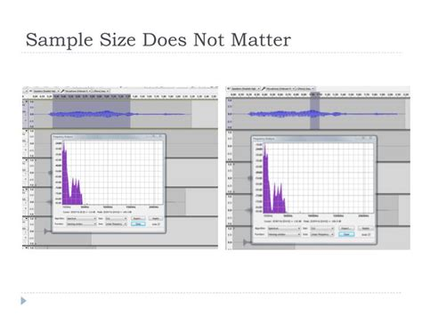 Size Does Not Always Matter by Ppt Cell Phone Effect On Sounds Powerpoint Presentation