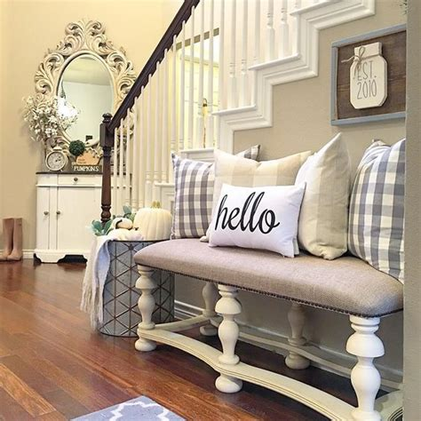 Farmhouse Chic Living Room by Farmhouse Style Living Room New Home Plans Design