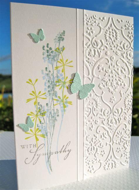 Handmade Sted Cards - top 28 sympathy card sting a sympathy card