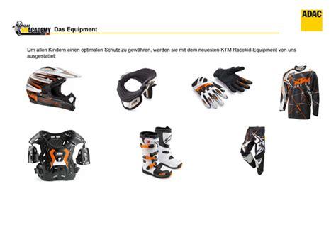 Ktm Motorrad Schutzkleidung by Werde Motocross Pilot Und Komm Zur Adac Mx Academy