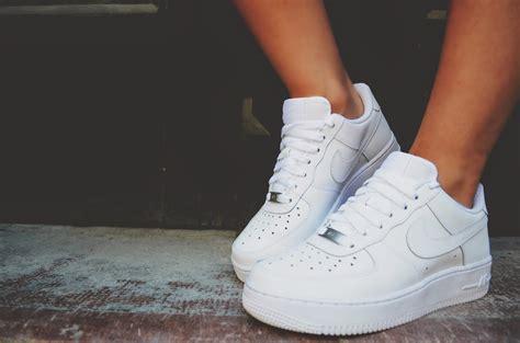 Remax Leather Fashion Air 1 White wearing nike air 1 what vero wears