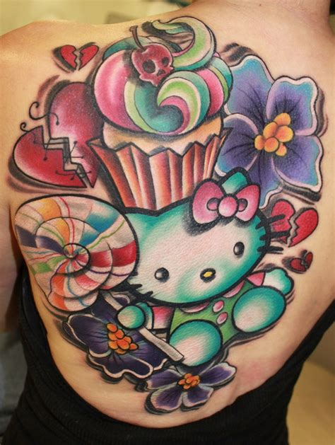 hello kitty tattoo designs top 18 hello designs amazing ideas