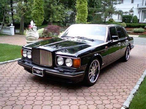 bentley turbo r custom scourge2u 1990 bentley mulsanne specs photos