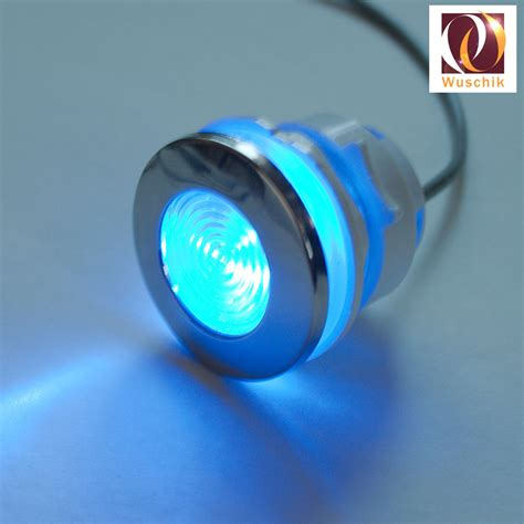 54 Mm Colorlight Rgb Led Starter Kit Stainless Steel To Lights