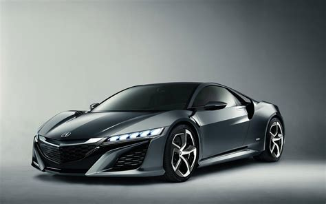 Acura Auto by 2013 Acura Nsx Concept Car Wallpaper Hd Car Wallpapers