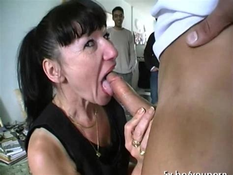 Martine Is A French Mature Gangbanged Free Porn Videos