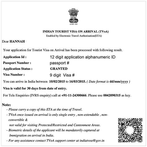 on india guide to india visa on arrival tvoa 2017 getting sted