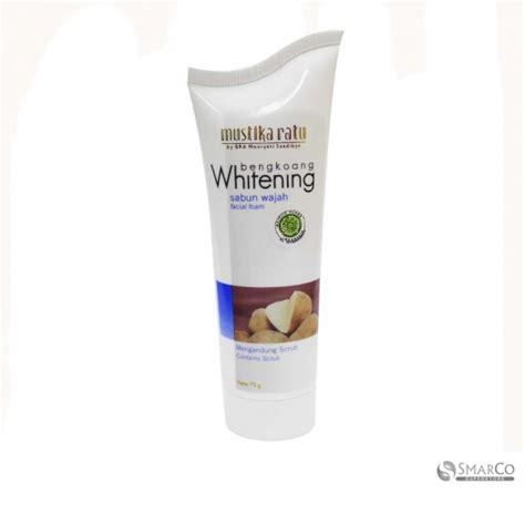 Harga Bedak Mustika Ratu Refil detil produk mustika ratu sabun wajah whitening mr kb
