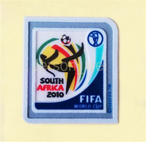 Fifa World Cup 2010 South Africa Badge toppa fifa world cup south africa 2010 patch football badge timix patch timix patch