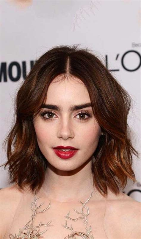 25  Latest Pics of Short Brown Haircuts   Short Hairstyles