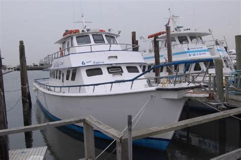 party boat fishing for sale 1985 dmr yachts charter party passenger fishing boat