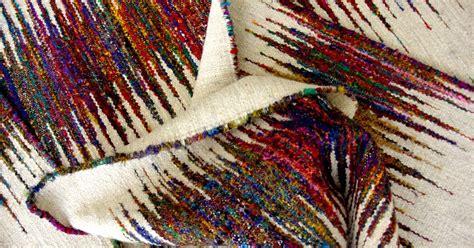 Sari Silk Rugs tulsiram rugs recycle sari silk ikat kilim