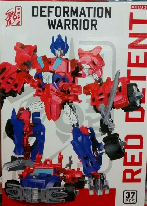 Qlt Lego Transform Warrior 2 In 1 juguetes transformers deformation warrior legos bs 29 999 00 en mercado libre