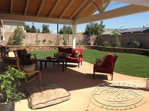 remodeling backyard backyard remodel in cypress california orange county