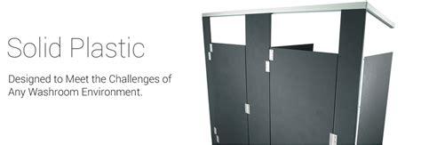 solid plastic bathroom partitions solid plastic hadrian manufacturing inc toilet