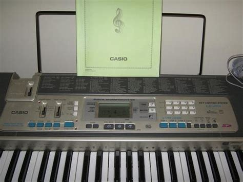 Keyboard Casio Lk 215 electronic casio lk 215 keyboard including stand was sold for r1 650 00 on 26 aug at 16 16 by