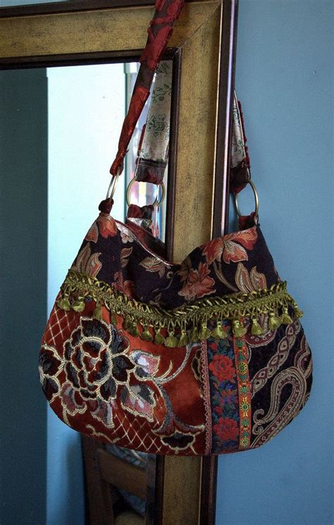 Handmade Boho Bags - 1049 best images about boho bags on