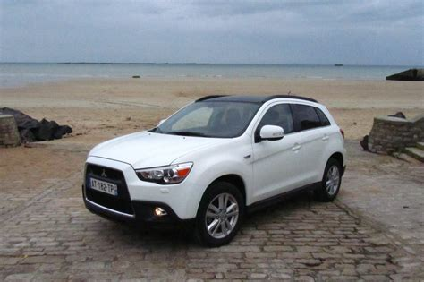 asx mitsubishi modified mitsubishi asx instyle technical details history photos