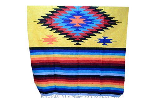 decke indianer muster eeezz0dgyellow40 mexikanische indianer decke