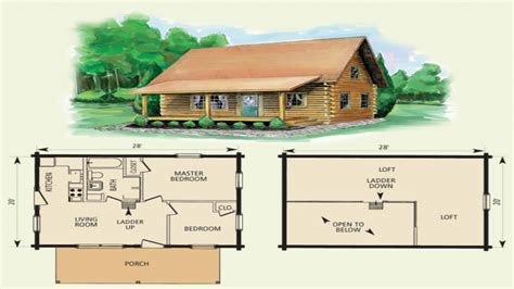 lake cabin floor plans with loft log cabin with loft floor plans