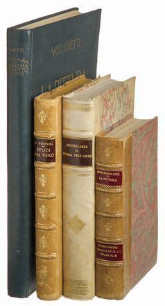libreria via ugo ojetti ojetti ugo la pittura italiana dell ottocento adolfo