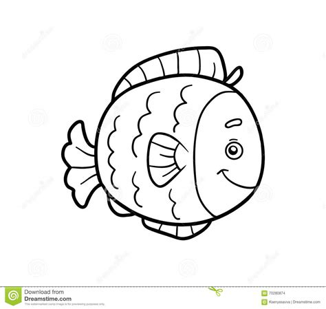 slippery fish coloring page slippery fish book coloring pages