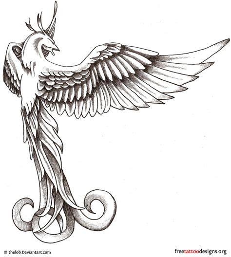 phoenix tattoo vorlagen kostenlos phoenix tattoos 75 cool designs