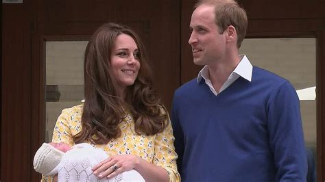 where do william and kate live kate and william leave hospital with new baby girl nbc news