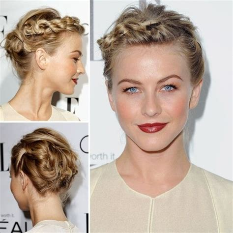 braided hairstyles for short hair wedding hair style 2014 new 18 pretty updos for short hair clever tricks with a