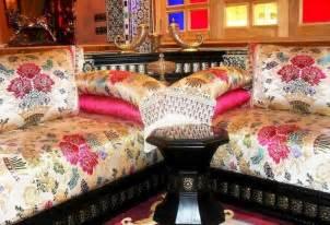 salon marocain traditionnel benchrif recherche