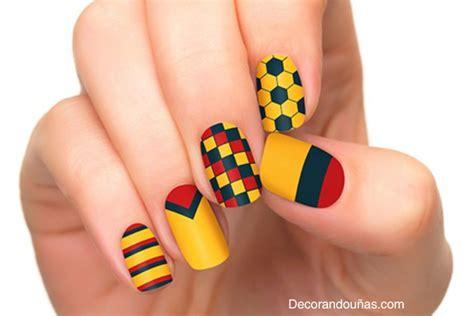 imagenes de uñas pintadas en colores fotos de u 241 as decoradas en colombia decoracion de u 241 as