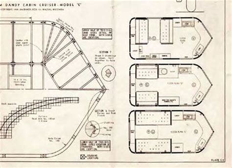 teardrop trailer floor plans teardrop trailer plans small home designs pinterest