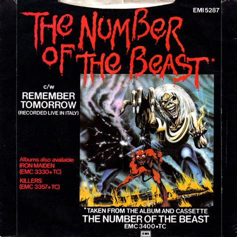 Vinyl Iron Maiden The Number Of The Beast The Iron Maiden The Number Of The Beast Vinyl