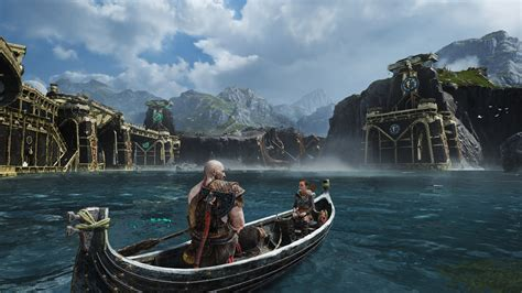 god of war review kratos is totally different and it god of war review kratos is totally different and it