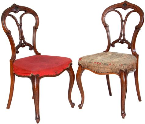 victorian sofas and chairs antique furniture pair of antique victorian balloon back