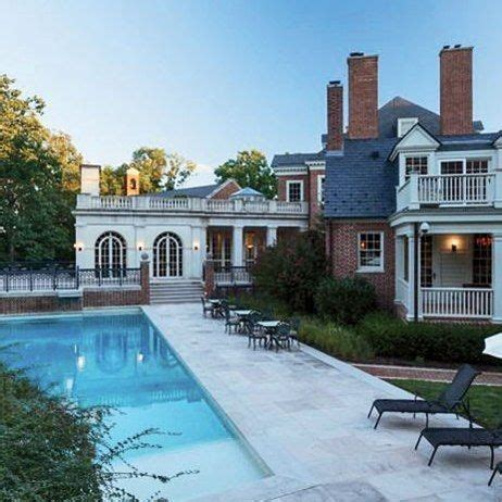 an airy connecticut poolhouse architectural digest 17 best images about beautiful ct homes on pinterest