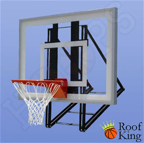 Basketball Backboard Garage Mount by Roof King