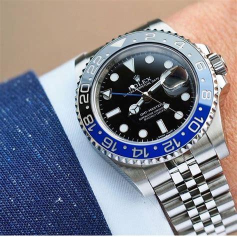 BOYCOTT.: Rolex Batman GMT Master II on a jubilee bracelet from @loevhagen . ? ??   #LoveWatches