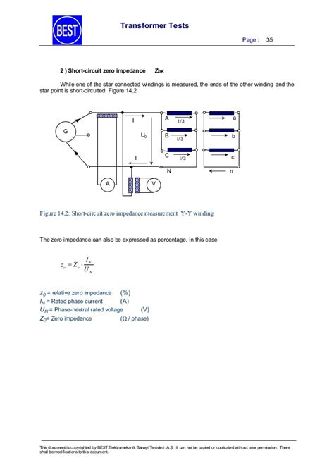 transformer impedance testing transformer impedance test calculations 28 images circuit current through multi winding