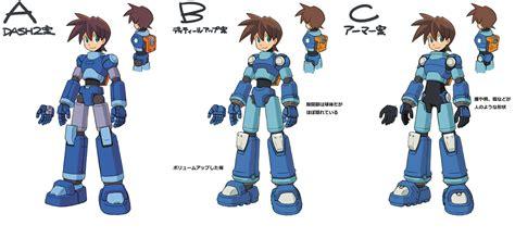 Kaos Seven 8bit Megaman 2 rockman corner vote on mega volnutt s legends 3 armor