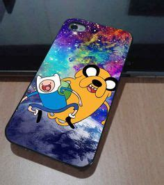 Indocustomcase Jake Adventure Apple Iphone 7 Or 8 Cover adventure time rainicorn phone for iphone and