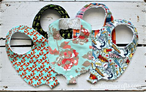 pattern for pacifier holder bib make a two in one bib and binky strap with this free binky