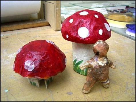How To Make A Paper Mache Island - 64 best images about papier mache workshops on