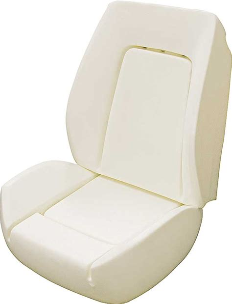 upholstery seat foam 1967 camaro parts interior soft goods seat upholstery