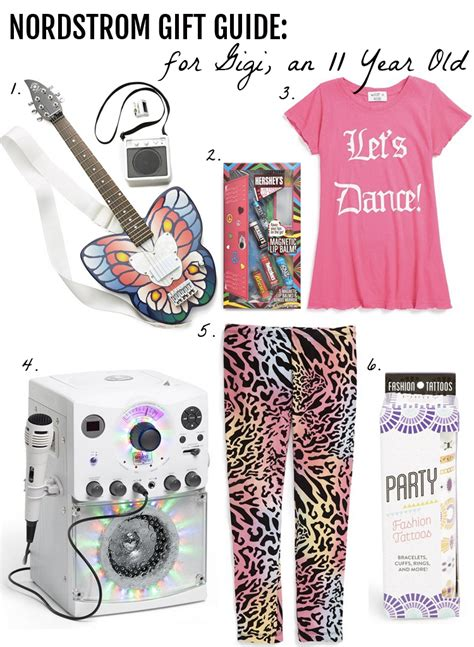 xmas gifts for ten to eleven yriol girls next door nordstrom gift guide for gigi an 11 year