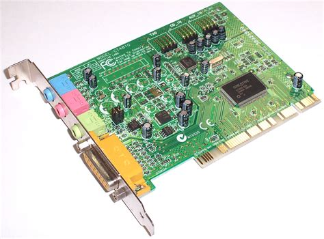 how to make a sound card creative ct4810 pci sound card ebay