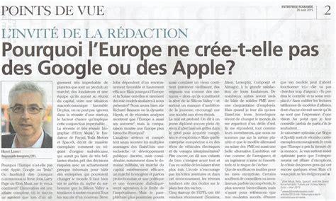 1434817334 start up ce que nous pouvons pourquoi l europe ne cr 233 e t elle pas de google ou d apple