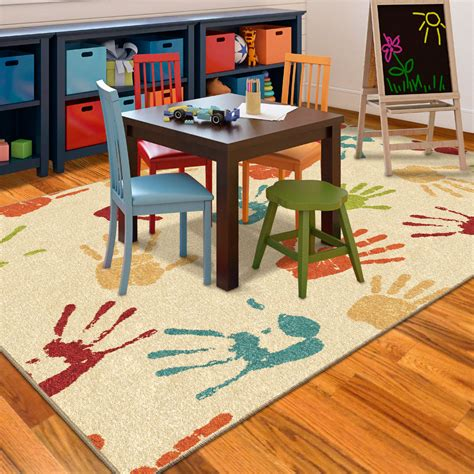 5 things to think about when choosing playroom rugs