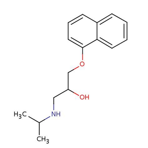 Obat Propranolol propanolol propranolol bagian 3 obat information