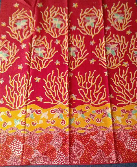 Kain Batik Katun Tulis Megamendug 3 Dimensi batik tulis motif tiga dimensi kain batik baju batik promo seragam batik 2015